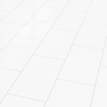 Supergloss Maxi V5 Arctic White Micro Groove Laminate Flooring
