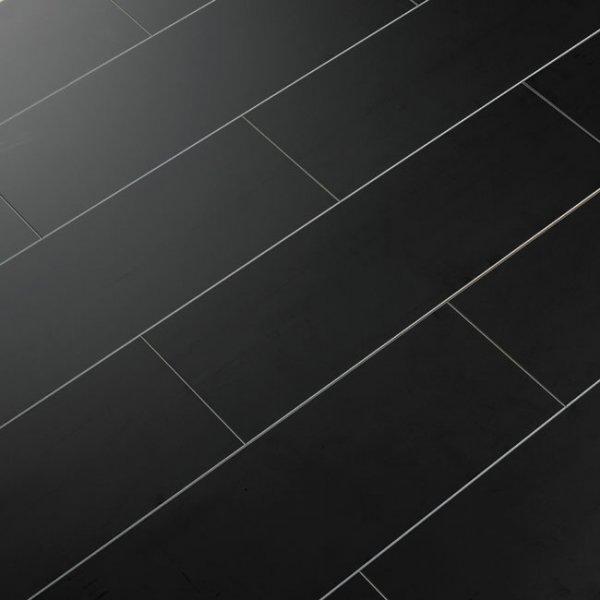 Wellness v5 black flooring at leader floors for Black laminate flooring