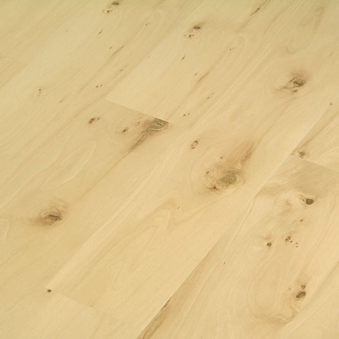 Wellness Flat Edge 7.7mm Super Comfort Matt White Beech Laminate Flooring (777023)