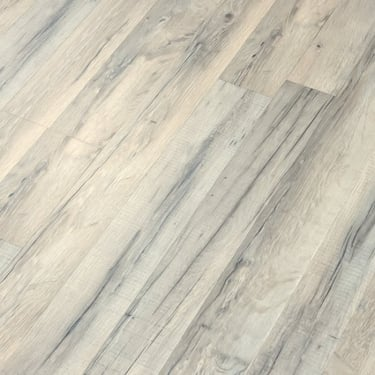 Elesgo Wellness Grey Oak Flat Edge Laminate Flooring