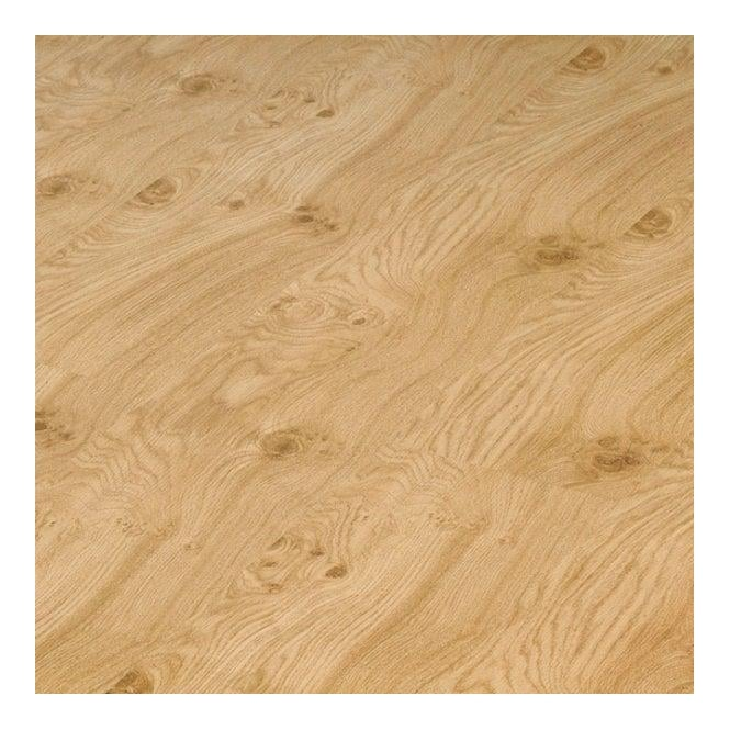 Laminate Flooring Beech: Elesgo Wellness Flat Edge 7.7mm Natural Beech Laminate
