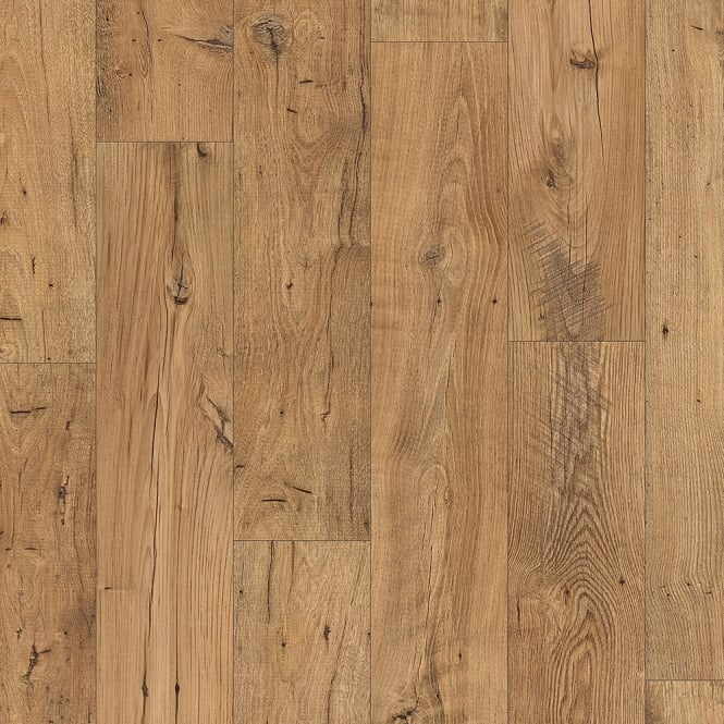 Quickstep Eligna Wide 8mm Reclaimed Natural Chestnut Laminate Flooring