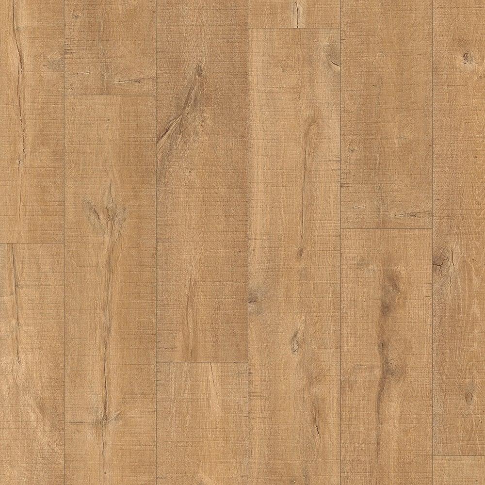 Eligna Wide 8mm Saw Cut Oak Waterproof Laminate Flooring Uw1548