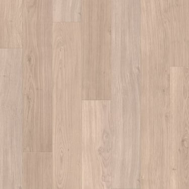 Elite 8mm Light Grey Varnished Oak Laminate Flooring (UE1304)