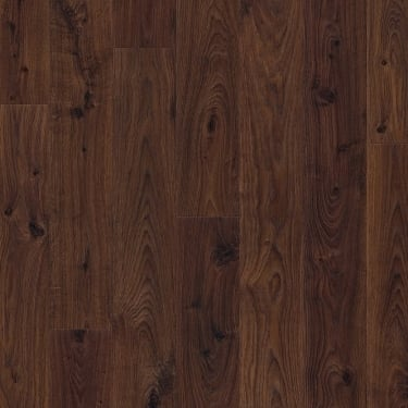 Elite 8mm Old Dark White Oak Laminate Flooring (UE1496)