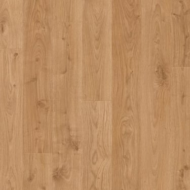 Elite 8mm White Light Oak Laminate Flooring (UE1491)