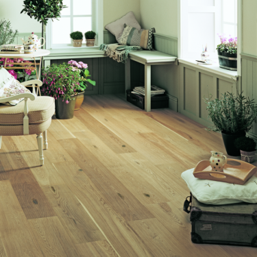Elka Flooring 22x189mm Brushed & Oiled Oak Engineered Real Wood Flooring