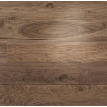 21x189mm American Black Walnut Lacquered Real Wood Flooring