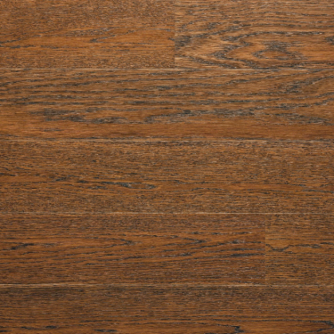 Classic 12.5mm Brushed Matt Lacquer Antique Oak Engineered Real Wood Flooring (ELKABMLAOAK)