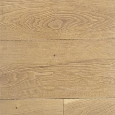 Classic 14mm x 190mm Brushed & UV Oiled Rustic Oak Engineered Real Wood Flooring (ELKA14BOROAKUC)