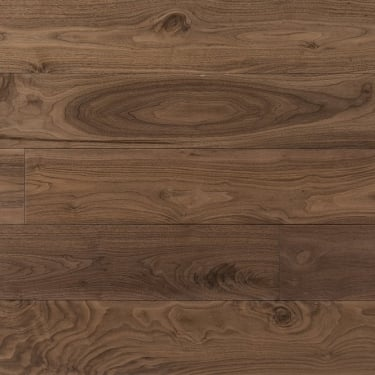 Classic 21mm Oiled American Black Walnut Engineered Real Wood Flooring (ELKA21OBWALNUT)