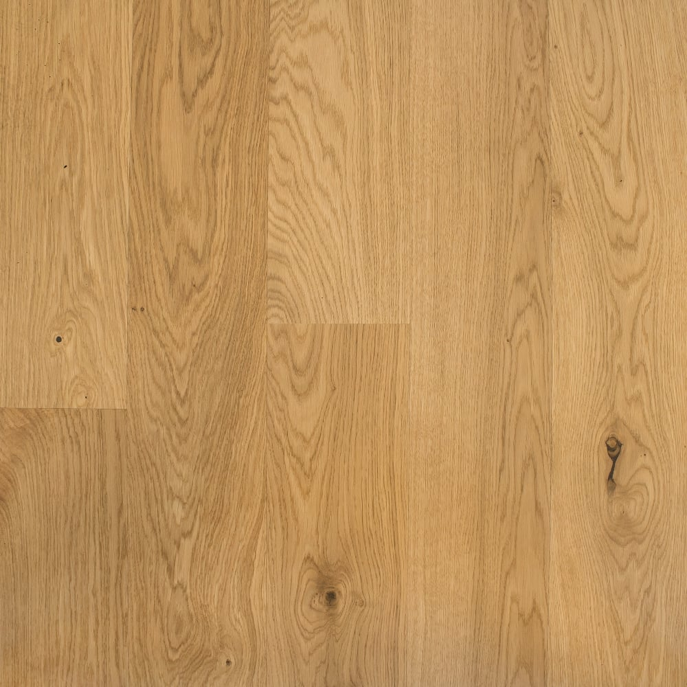 Liberty floors eminence natural matt lacquered engineered for Engineered oak flooring