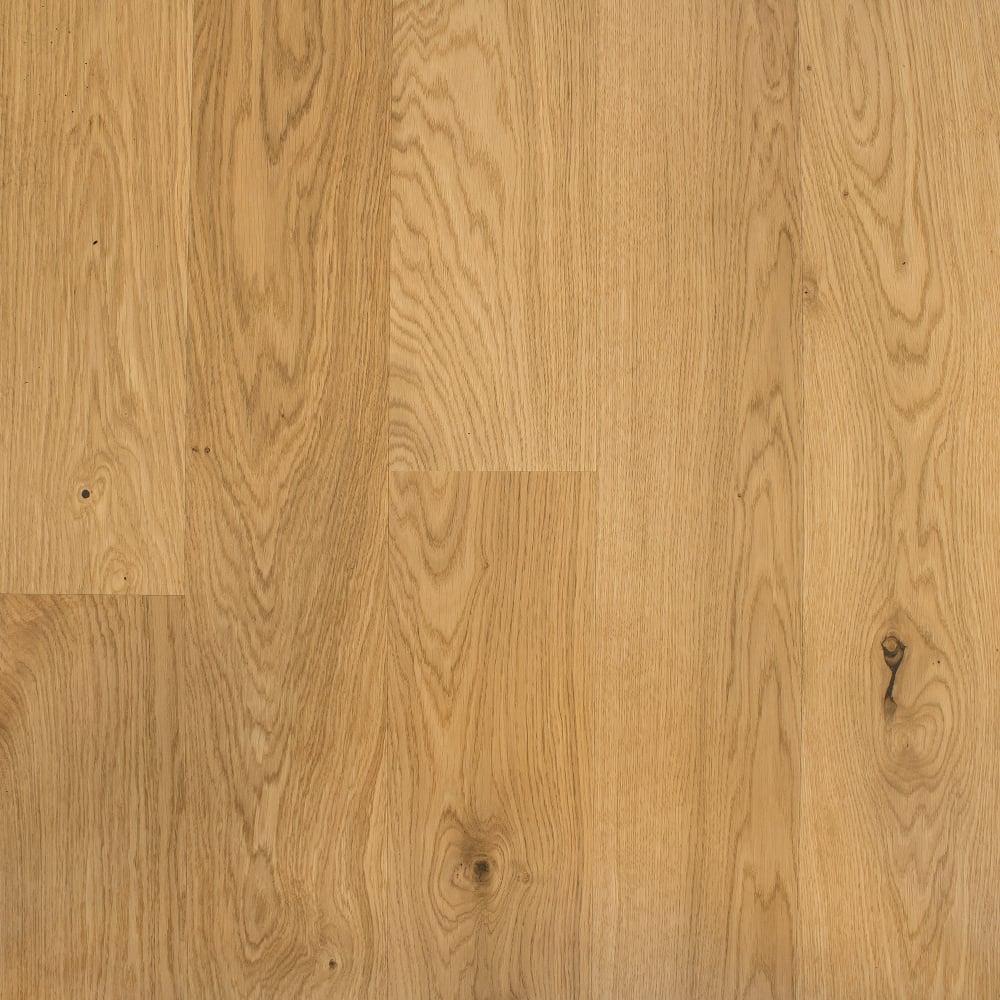 Liberty floors eminence natural matt lacquered engineered for Engineered oak flooring