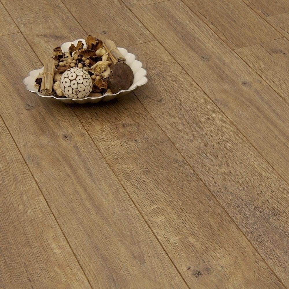 Balterio estrada sepia oak 8mm ac4 laminate flooring for Balterio laminate flooring sale