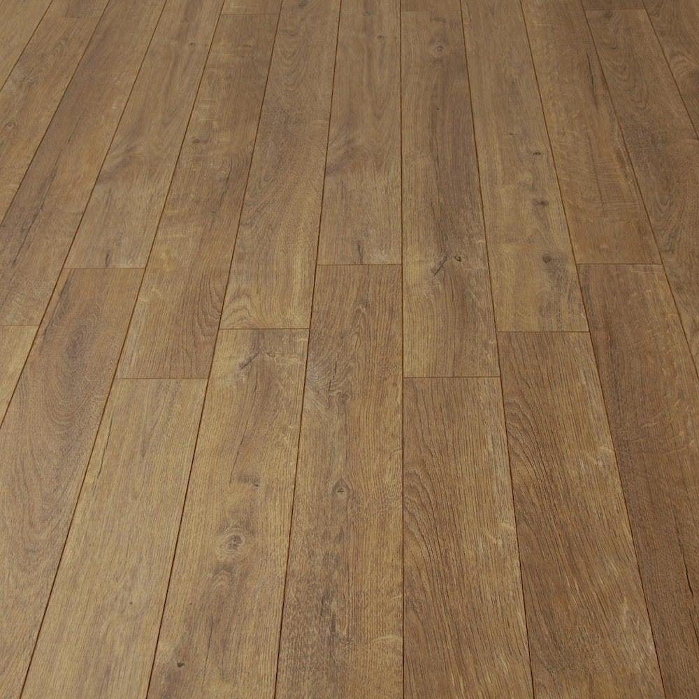 Balterio estrada sepia oak 8mm ac4 laminate flooring for Laminate wood flooring company