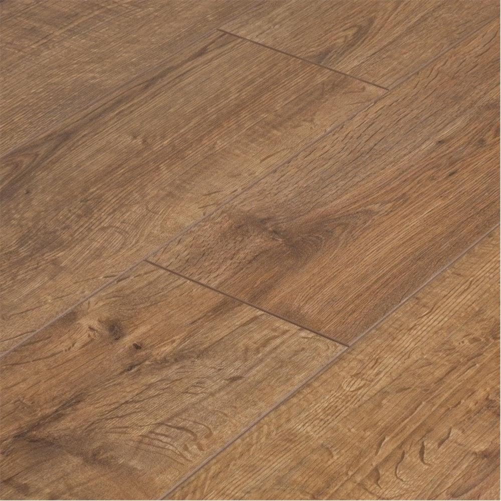 Krono Original Eurohome Cottage Twin Clic 7mm Kolberg Oak Laminate Flooring 8786