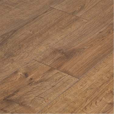 Eurohome Cottage Twin Clic 7mm Kolberg Oak Laminate Flooring (8786)