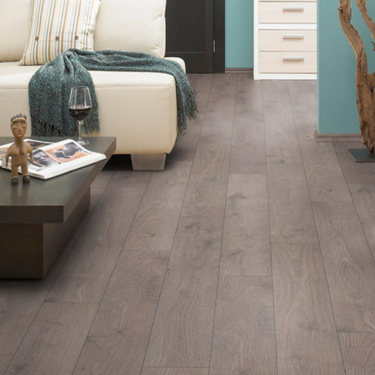 Krono Original Eurohome Cottage Twin Clic 7mm San Diego Oak 4v Groove Laminate Flooring (8096)