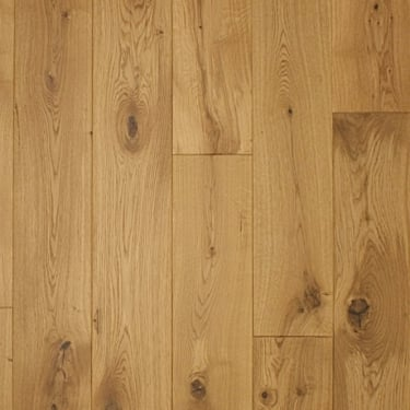 European 20mm x 180mm Oak Lacquered Solid Wood Flooring (2420)