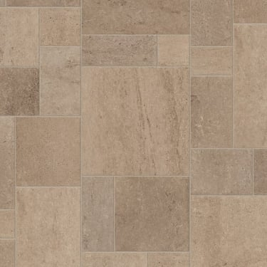 Exquisa 8mm Ceramic Dark Tile Laminate Flooring (EXQ1555)