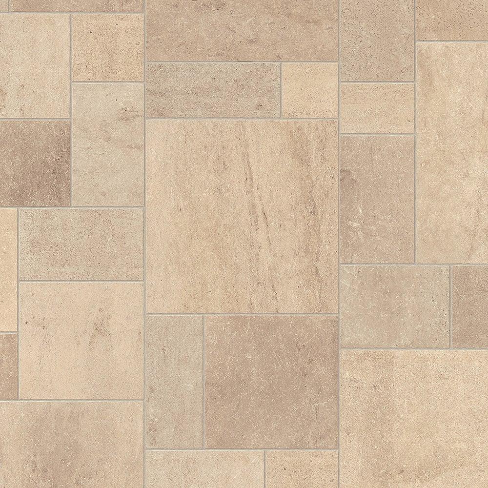 Quickstep exquisa 8mm ceramic light tile laminate flooring for Ceramic tile laminate flooring