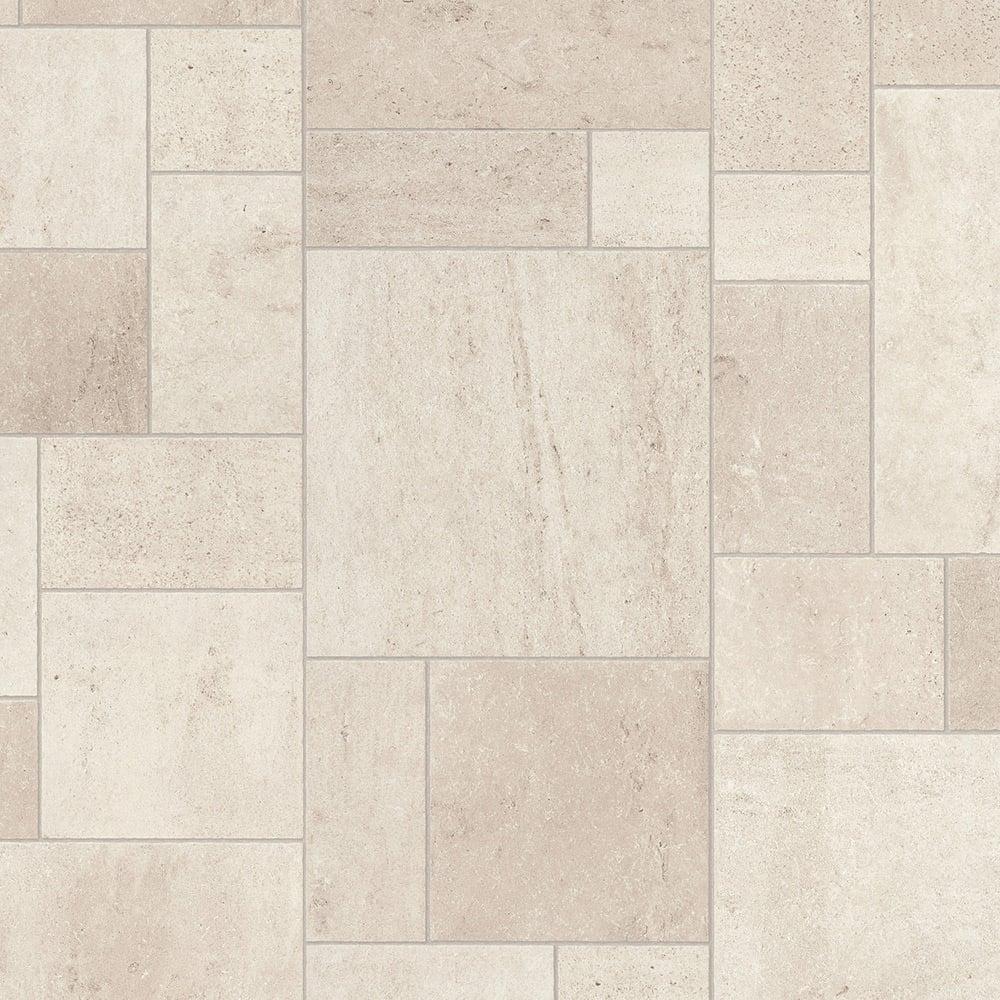 Quickstep Exquisa Ceramic White Laminate Tile Flooring Leader Floors