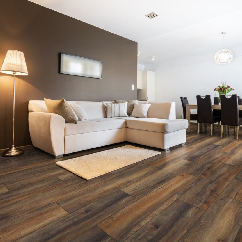 Kronotex Exquisite Plus Harbour Oak Laminate Flooring