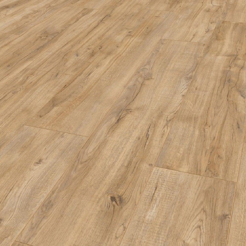 Kronotex Exquisite Plus 8mm Montmelo, 8mm Oak Laminate Flooring