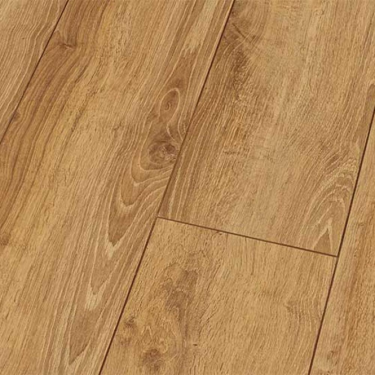 High Gloss 4V 8mm Victorian Oak Laminate Flooring (D4189)