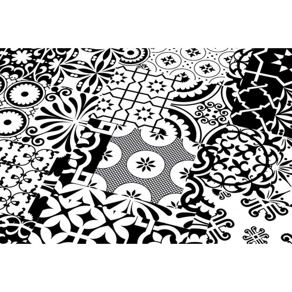 Falquon Flooring Quadraic 8mm Black Amp White Laminate