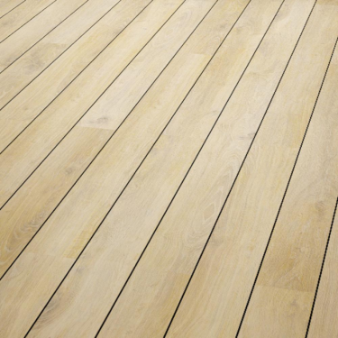 Supermatt Victorian Oak Ocean With Black Strip Laminate Flooring (D4189)