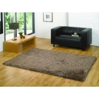 Flair Rugs Santa Cruz Summertime Beige Plain Rug