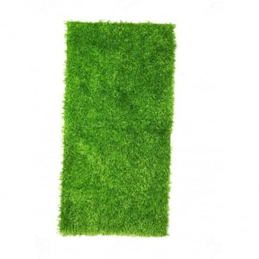 Spider Lime Green Modern Rug