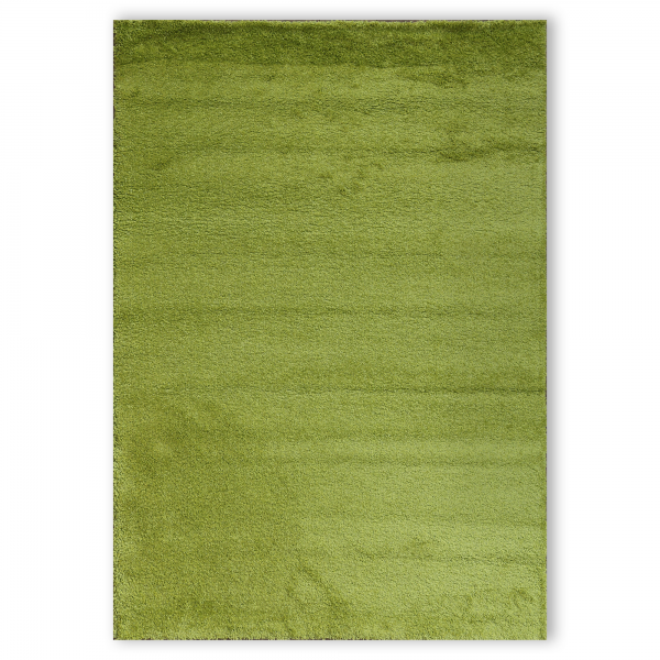 Lime Green Overdyed Rug: Forever Rugs Burst Polypropylene Lime Green 71151-040