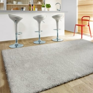 Forever Rugs Burst 71151-050 Light Grey Rug