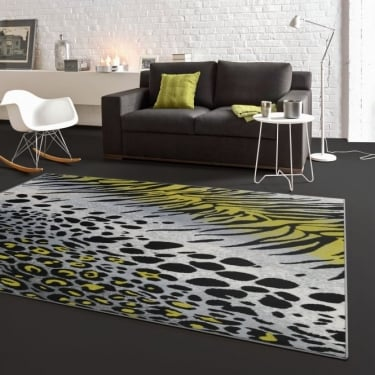 Forever Rugs Flair 33282-150 Animal Print Rug