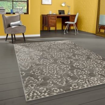 Forever Rugs Model 40183-070 Argyle Pattern Rug