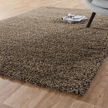 Sunshine 70071-077 Dark Barok Shaggy Rug