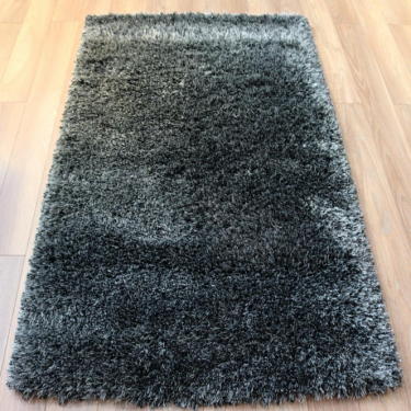 Forever Rugs Sunshine Soft 57201-033 Dark Grey Shaggy Rug
