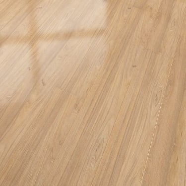 Glamour Life 8mm Elm Light High Gloss Laminate Flooring (774735)