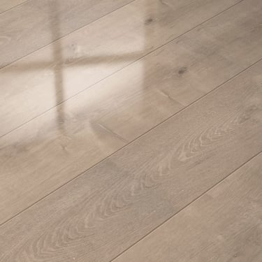 Glamour Life 8mm Valley Oak Nature High Gloss Laminate Flooring (774767)