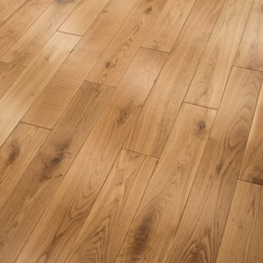 Liberty Floors Heritage 15x90mm UV Lacquered Solid Oak Flooring (LF1590SOUVL)