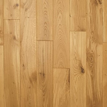 Wood Plus Heritage 20x130mm Brushed & Oiled Solid Oak Flooring