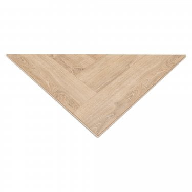 Herringbone 12mm Galway Oak Starter Pack Laminate Flooring (522 804)