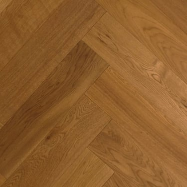 Herringbone 15mm x 148mm Smoked Oak HPPC Oiled Engineered Real Wood Flooring (2567)