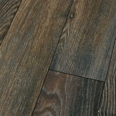 High Gloss 4V 8mm Canyon Black Oak High Gloss Laminate Flooring (D3686)