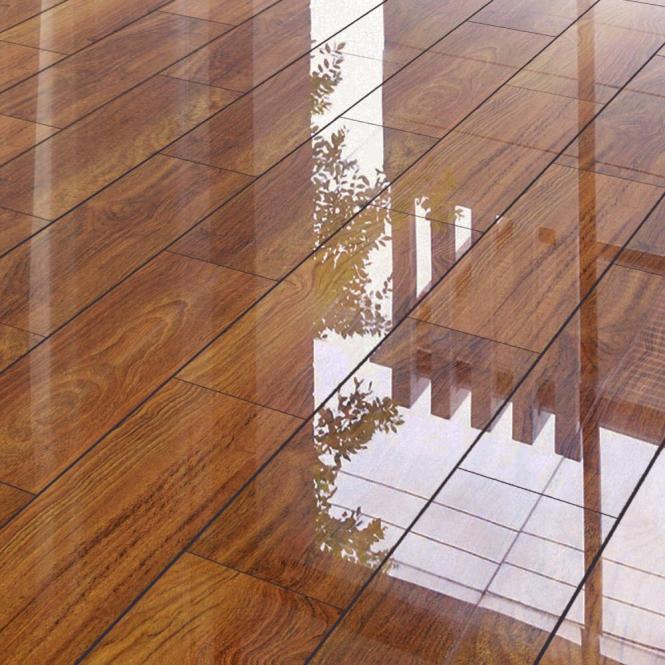 Falquon High Gloss Plateau Merbau Laminate Flooring Leader Floors