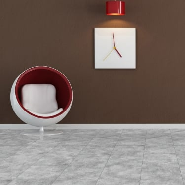 High Gloss 4V Stone Effect 8mm Solino Tile Laminate Flooring (D3528)