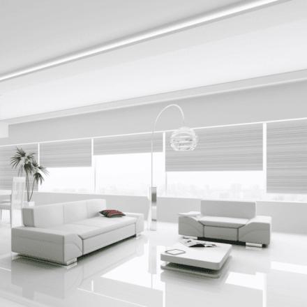 White High Gloss Laminate, Super Gloss White Laminate Flooring