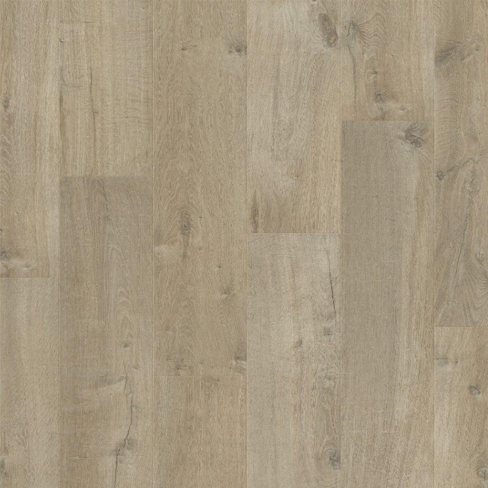 Impressive 8mm Soft Light Brown Oak Waterproof Laminate Flooring Im3557